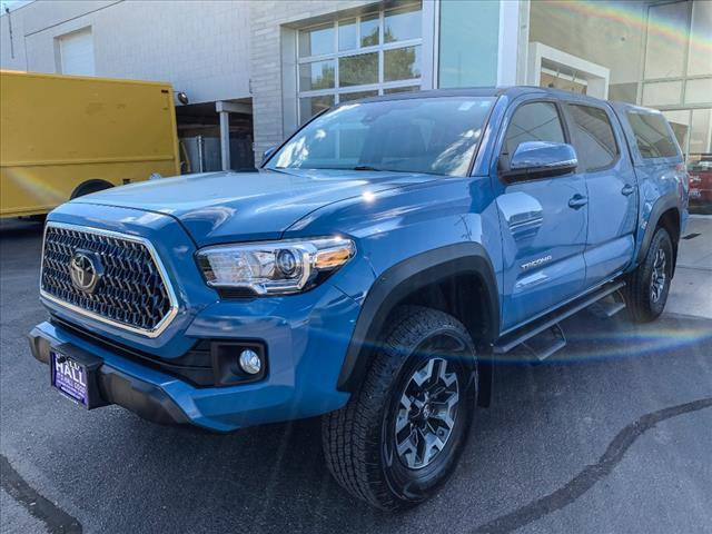2019 Toyota Tacoma 4X4 Double Cab TRD Off-Road Brookfield WI