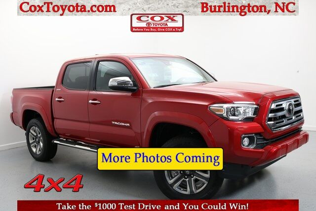 2019 Toyota Tacoma Limited Burlington NC