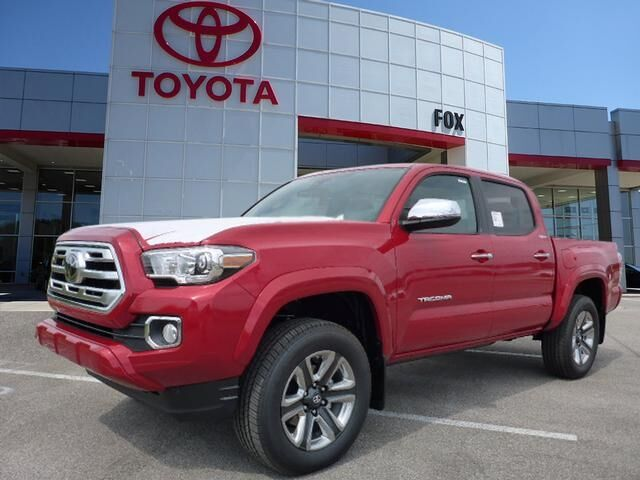 2019 Toyota Tacoma Limited Clinton TN