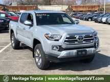 2019 Toyota Tacoma Limited Double Cab 5' Bed V6 AT South Burlington VT