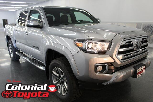2019 Toyota Tacoma Limited Milford CT