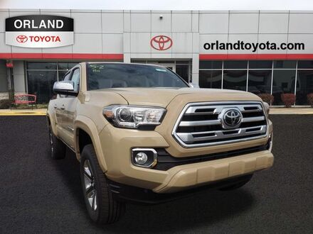 2019_Toyota_Tacoma_Limited_ Tinley Park IL