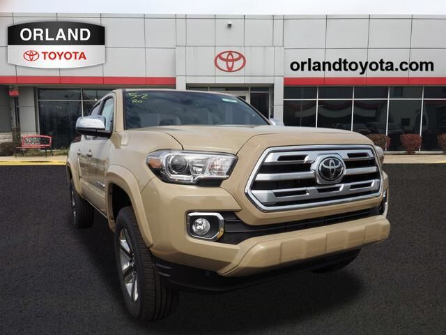 2019 Toyota Tacoma Limited Tinley Park IL