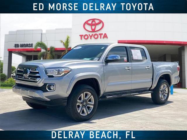 2019 Toyota Tacoma Limited V6 Delray Beach FL