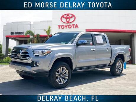 2019 Toyota Tacoma Limited V6 Double Cab Delray Beach FL