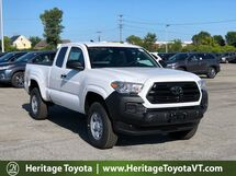 2019 Toyota Tacoma SR Access Cab 6' Bed I4 AT South Burlington VT