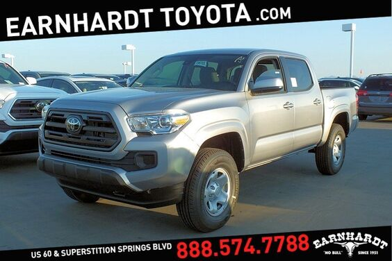 2019_Toyota_Tacoma_SR Double Cab 5' Bed V6 AT_ Mesa AZ