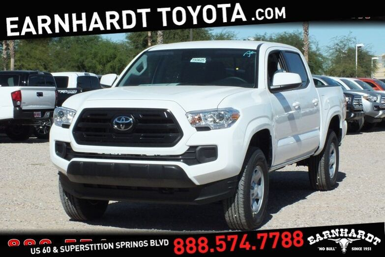 2019 Toyota Tacoma SR Double Cab 5' Bed V6 AT Mesa AZ