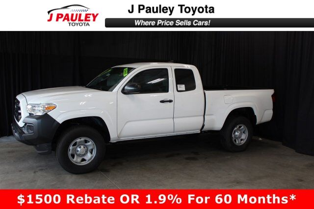 New 2019 Toyota Tacoma SR in Fort Smith AR