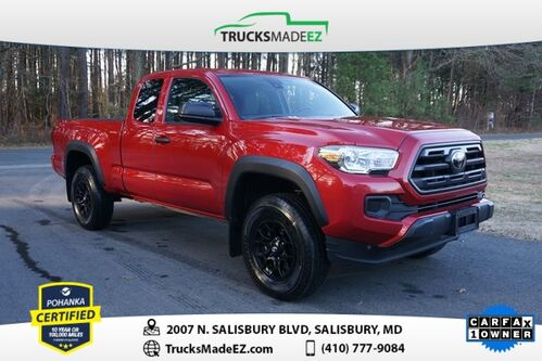 2019_Toyota_Tacoma_SR_ Salisbury MD