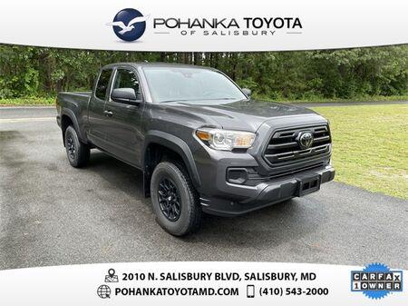 2019_Toyota_Tacoma_SR V6_ Salisbury MD
