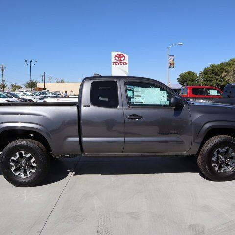 2019 Toyota Tacoma SR5 Access Cab 6' Bed I4 AT Ridgecrest CA