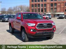 2019 Toyota Tacoma SR5 Access Cab 6' Bed V6 AT South Burlington VT