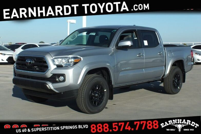 2019 Toyota Tacoma SR5 Double Cab 5' Bed V6 AT Mesa AZ