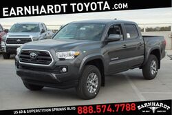 Toyota Tacoma SR5 Double Cab 5' Bed V6 AT 2019