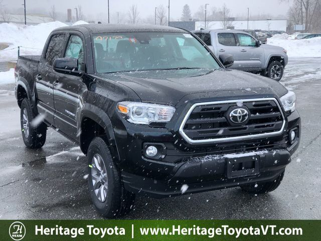2019 Toyota Tacoma SR5 Double Cab 5' Bed V6 AT