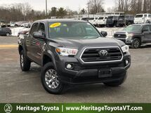 2019 Toyota Tacoma SR5 Double Cab 5' Bed V6 AT South Burlington VT