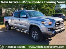 2019 Toyota Tacoma SR5 Double Cab 6' Bed V6 AT South Burlington VT