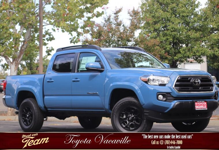 2019 Toyota Tacoma SR5 Double Cab Vacaville CA