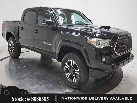 2019_Toyota_Tacoma_SR5 NAV,CAM,KEY-GO,17IN WHLS_ Plano TX