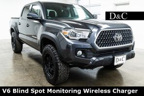 2019_Toyota_Tacoma_SR5 V6 Blind Spot Monitoring Wireless Charger_ Portland OR