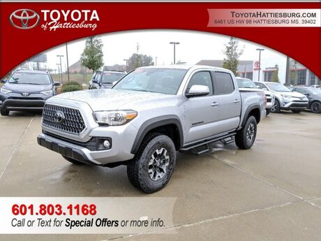 2019 Toyota Tacoma TRD OFF ROAD 4WD TRD Off Road Hattiesburg MS