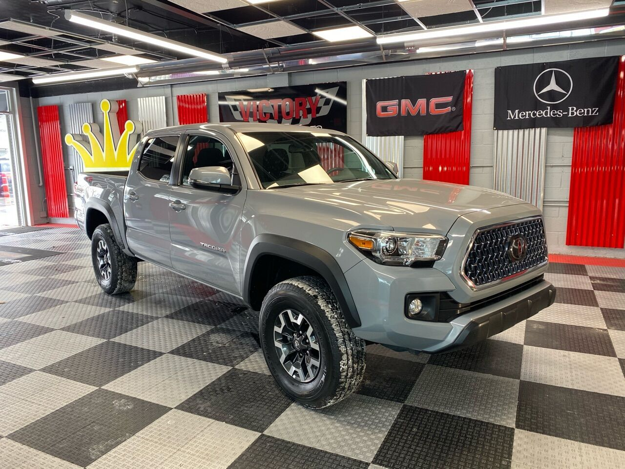 2019 Toyota Tacoma TRD Off Road 4x4 4dr Double Cab 5.0 ft SB 6A Royal Oak MI