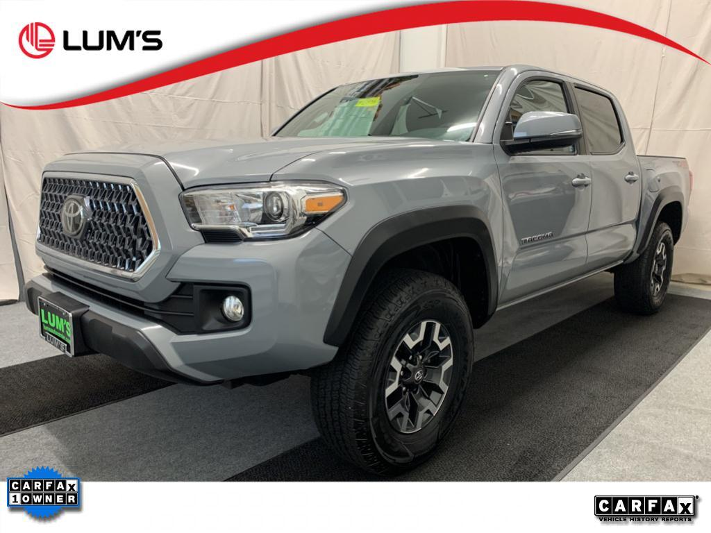 2019 Toyota Tacoma TRD Off Road Double Cab 4WD Warrenton OR