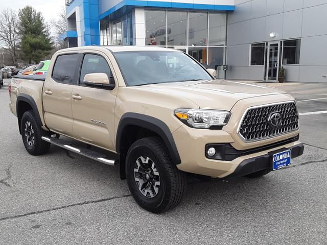 2019 Toyota Tacoma TRD Off Road Double Cab 5' Bed V6 A Acton MA