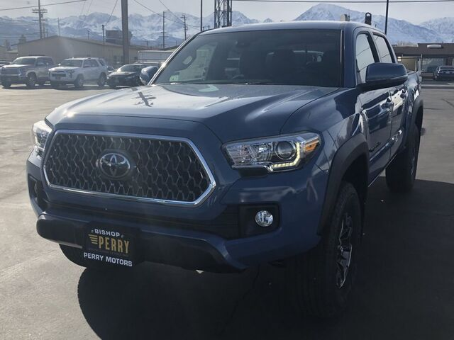 2019 Toyota Tacoma TRD Off Road Double Cab 5' Bed V6 AT Bishop CA