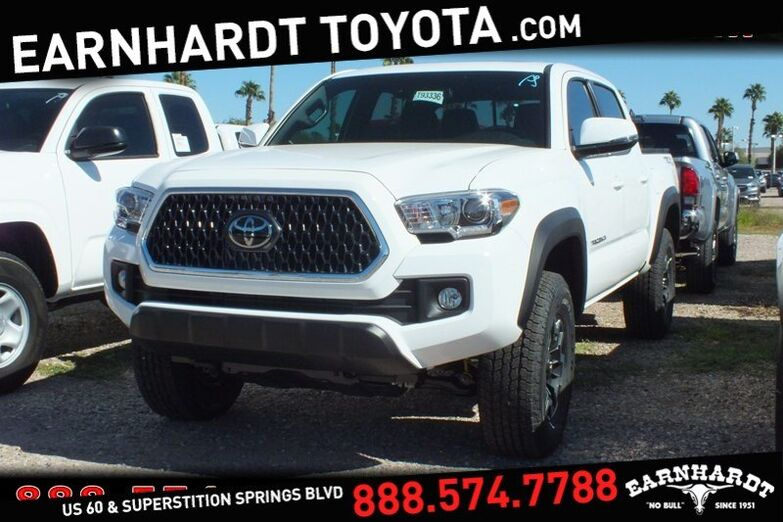 2019 Toyota Tacoma TRD Off Road Double Cab 5' Bed V6 AT Mesa AZ