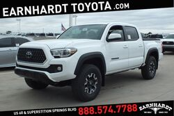 Toyota Tacoma TRD Off Road Double Cab 5' Bed V6 AT 2019