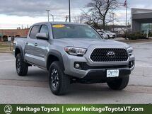 2019 Toyota Tacoma TRD Off-Road Double Cab 5' Bed V6 AT South Burlington VT
