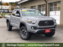 2019 Toyota Tacoma TRD Off-Road Double Cab 5' Bed V6 MT South Burlington VT