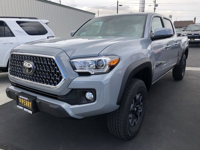 2019 Toyota Tacoma TRD Off Road Double Cab 6' Bed V6 AT Bishop CA
