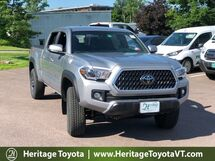2019 Toyota Tacoma TRD Off-Road Double Cab 6' Bed V6 AT South Burlington VT