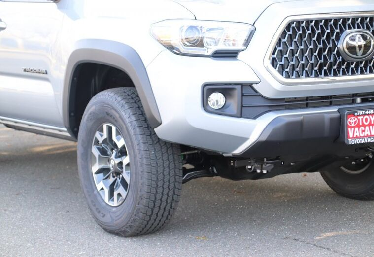 2019 Toyota Tacoma TRD Off Road Double Cab Vacaville CA