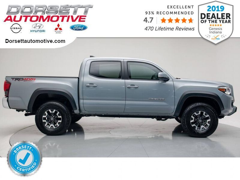 2019 Toyota Tacoma TRD Off Road Terre Haute IN