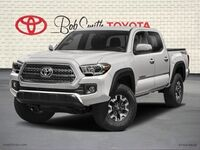 Toyota Tacoma TRD Off Road V6 4x4 Double Cab 140.6 in. WB 2019