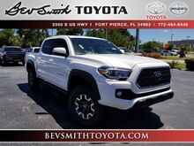 2019_Toyota_Tacoma_TRD Off Road V6_ Fort Pierce FL