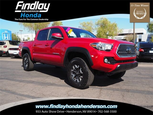 2019 Toyota Tacoma TRD Offroad Henderson NV