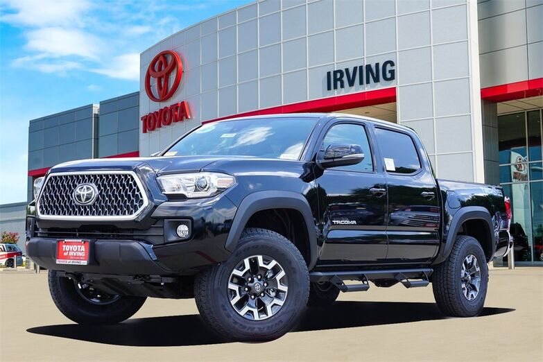 2019 Toyota Tacoma TRD Offroad Irving TX