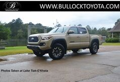 2019_Toyota_Tacoma_TRD Offroad_ Louisville MS