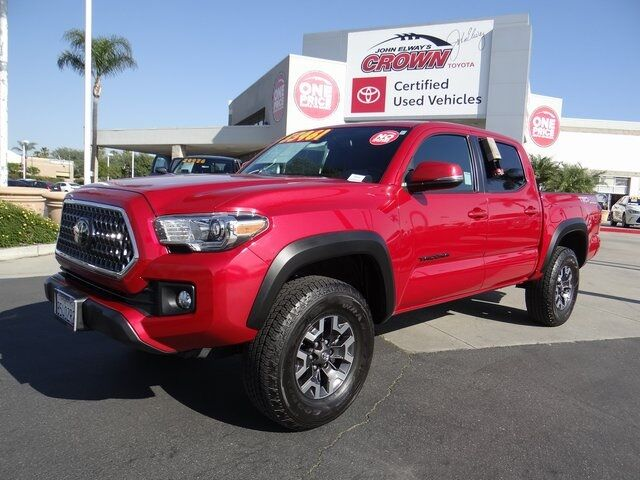 2019 Toyota Tacoma TRD Offroad Ontario CA