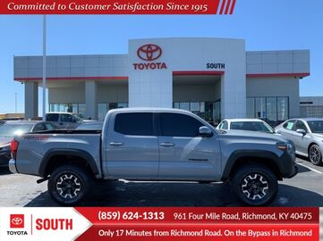 2019_Toyota_Tacoma_TRD Offroad_ Richmond KY