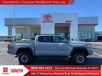 2019_Toyota_Tacoma_TRD Offroad_ Richmond KY