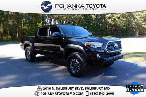 2019_Toyota_Tacoma_TRD Offroad_ Salisbury MD