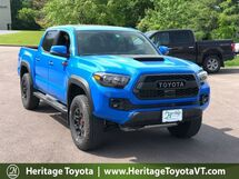 2019 Toyota Tacoma TRD Pro Double Cab 5' Bed V6 AT South Burlington VT