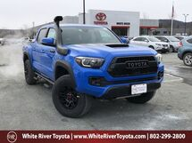 2019 Toyota Tacoma TRD Pro White River Junction VT