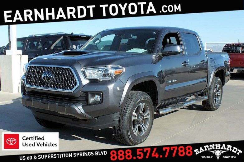 2019 Toyota Tacoma TRD Sport 4WD Double Cab *1-OWNER!* Mesa AZ